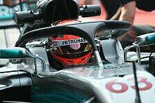 Formel 1 - Video: Formel 1 2018: Mercedes-Technikchef erklärt Halo