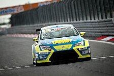 TCR Germany - Nürburgring: Erste Pole des Jahres für Mike Halder