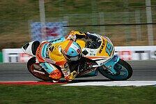 Moto3-Qualifying in Spielberg: Rodrigo auf Pole, Öttl auf acht