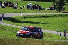 ADAC Rallye Masters - Thüringen: Mohe weiter knapp vor Schumann