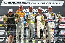 Erster Saisonsieg für Audi-Pilot Buri in der ADAC TCR Germany
