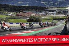 MotoGP - Video: Wissenswertes zur MotoGP in Spielberg