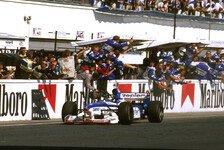 Vor 20 Jahren: Als Damon Hill im Arrows Schumacher & Co. düpierte