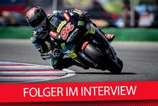 MotoGP - Video: Eddie Mielke interviewt Jonas Folger