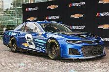 NASCAR - Bilder: Chevrolet zeigt neuen Camaro ZL1 für 2018