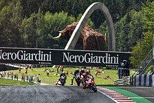 MotoGP Spielberg frei auf Eurosport, Servus TV weitet aus
