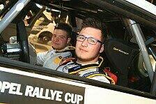 ADAC Opel Rallye Cup - Saisonhighlight im Rahmen der Rallye Deutschland