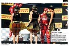 Formel 1 - Bilderserie: MSM Nr 56: Formel 1