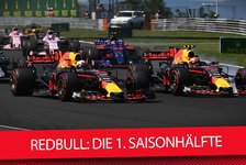 Formel 1 - Unlucky RB13: Chancenloses Red Bull: Die Pannen-Saison im Video