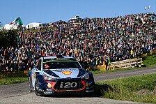 WRC Rallye Deutschland 2018: Der Streckenplan mit 18 Prüfungen