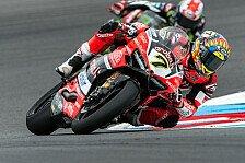 Superbike-WM am Lausitzring: Davies bezwingt Rea und Wetter in Lauf 2