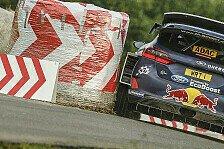 WRC Rallye Deutschland: Sicherheit im Fokus