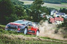 WRC Rallye Deutschland 2018: Volle Action in und um St. Wendel