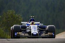 Sauber entwickelt für 2018: Lücke schließen zu Williams, Renault & Co.
