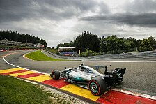 Formel 1 Spa 2017: Darum ist Eau Rouge für die Ingenieure weiterhin ein Mythos