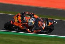 KTM-Pilot Pol Espargaro motiviert: In Silverstone Volles Risiko am Start
