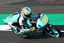 Moto3-Leader Joan Mir: Strafe nach Schlangenlinien