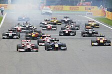 Formel 2 2018 nach zwei Absagen mit zehn Teams