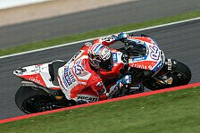 Silverstone dreht MotoGP-WM: Dovizioso siegt, Marquez out