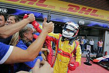 GP3 - Spa-Francorchamps