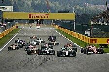Formel 1 Belgien, Spa 2018 live: RTL, ORF, Live-TV, Livestream