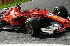 Favoriten-Vorschau Monza: Heimsieg für Ferrari beim Italien GP?