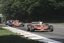 Formel 1 - Video: Ferrari-Geschichte: Scheckter & Villeneuve feiern WM in Monza