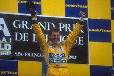 Formel-1-Geschichte, Spa 1992: Die Schumacher-Sensation