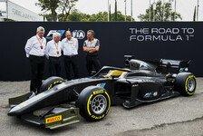 Formel 2 - Neuer F2 für die Saison 2018