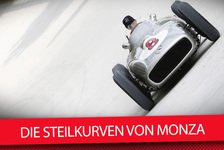 Formel 1 - Video: Formel 1 Geschichte: Die legendären Steilkurven von Monza