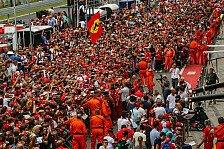 Formel 1 - Bilder: Italien GP - Donnerstag