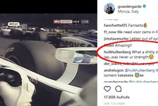 Scheiß Start! Hülkenberg mutiert zum Internet-Troll