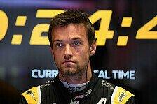 Jolyon Palmer: Renault-Abschied aus den Medien erfahren