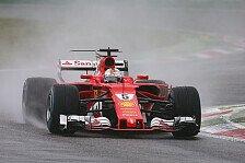 Monza: Ferrari kassiert Heim-Klatsche im Qualifying - Vettel ratlos