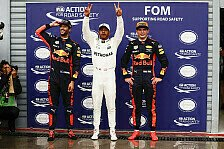 Formel 1 - Bilder: Italien GP - Samstag