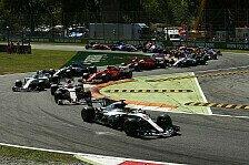 Formel 1 Monza: Hamilton siegt - Vettel Dritter