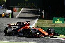 Alonso höhnt nach Palmers Mini-Strafe: Stewards ein Heineken gegönnt?