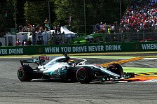 Formel 1 Monza: Live-Ticker Rennen Italien GP 2017