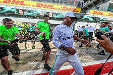 Monza-Stats: Hamilton entthront Schumi und überwindet Rosberg-Trauma