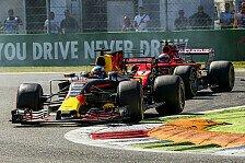 Red Bulls Monza-Wunder: Das steckt hinter Ricciardos F1-Gala
