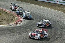 Rallye - Video: WRX Live: Rallycross in Riga im Livestream