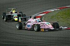 Lirim Zendeli mit viel Optimismus ins Saisonfinale der ADAC Formel 4
