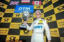 Auer: Nach Nürburgring-Sieg zurück im DTM-Titelkampf