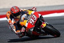 Marquez holt MotoGP-Sieg in Misano! Lorenzo crasht in Führung