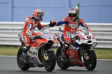 MotoGP: Petrucci vs. Ducati - Werksteam oder Abschied