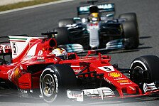 Trotz Monza-Debakel: Darum ist Ferrari in Singapur Top-Favorit