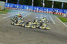 Showdown der ADAC Kart Academy in Wackersdorf