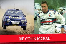 WRC - Video: Colin McRae: Zum 10. Todestag der Rallye-Legende