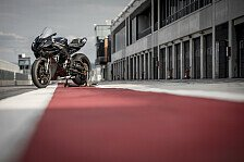Moto2 - Triumph: Erster Test des neuen Moto2-Motors in Aragon