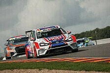TCR Germany - Sachsenring